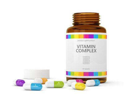 Vitamin D und Vitamin K Tabeletten