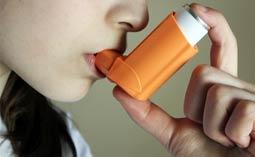 Asthma Bild