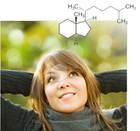 Vitamin D durch Sonne