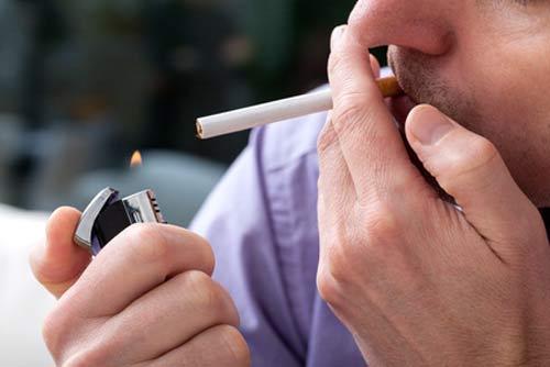 Mangel an Vitamin D durch Zigaretten