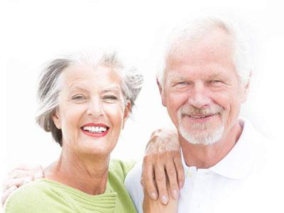 Frau und Mann Vitamin D